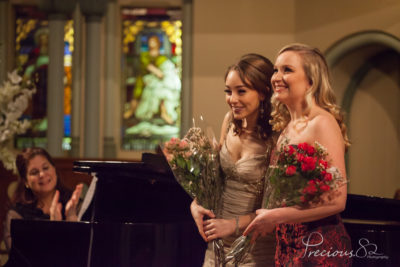 Corinne & Amy Opera Concert Event